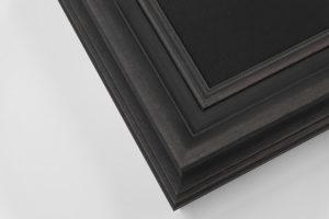 Fine Art Graphite Thatch, W: 60 D: 30mm