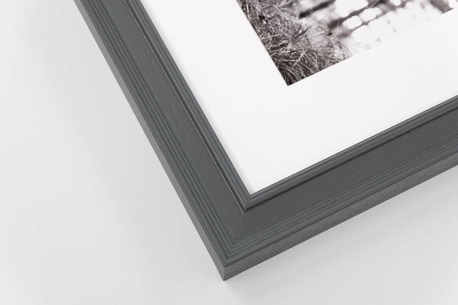 M10 - Slate Grey, W: 25mm D: 18mm