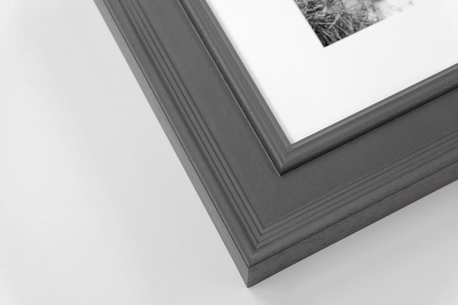 P12 - Slate Grey, W: 55mm D: 35mm