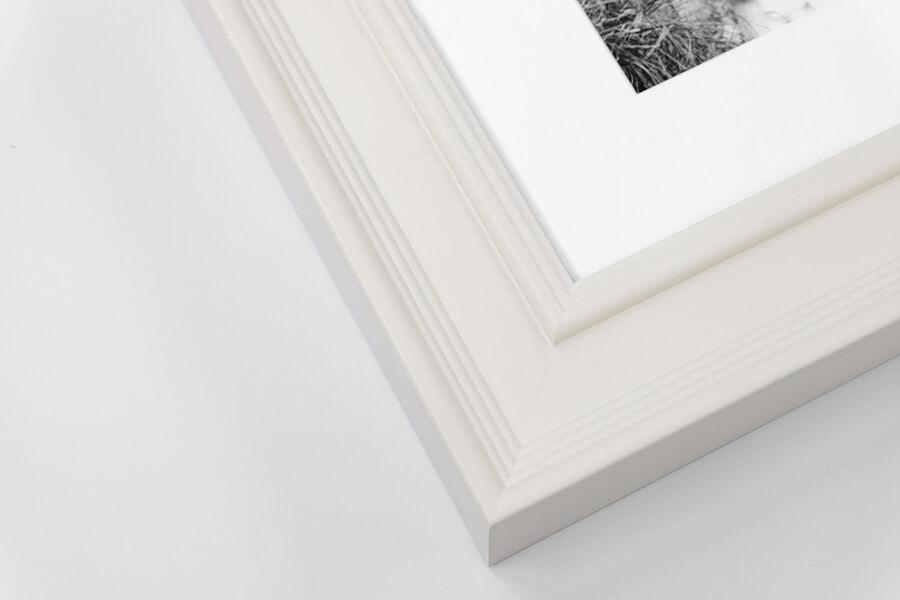 P15 - Cream, W: 55mm D: 35mm