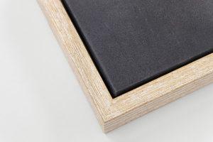 Canvas Tray Frame - Seashell, W: 20mm D: 35mm