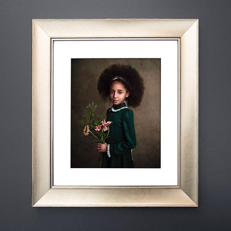 framed-print_Manhattan Frame_picture frames_custom picture frames_digitalab