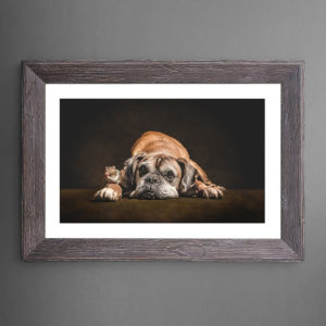 framed-print_Woodland Frame_picture frames_custom picture frames_digitalab_photo frame